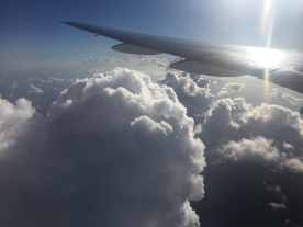 Clouds over Florida