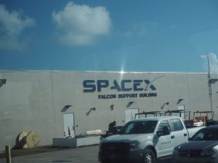 Space X Facility