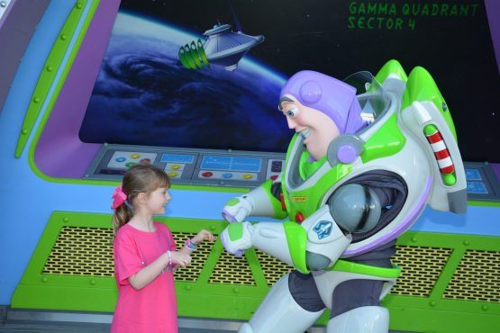 Fist-Bumps with Buzz