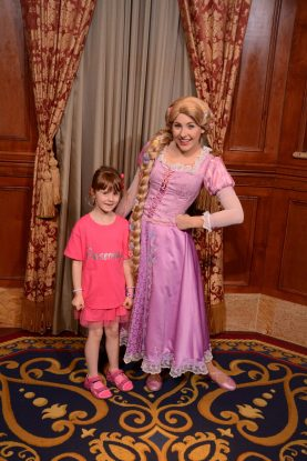 Princess Rapunzel